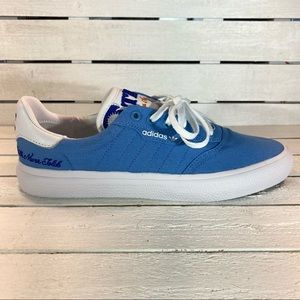 Adidas 3MC X 'Truth Never Told' Sneakers Sky Blue